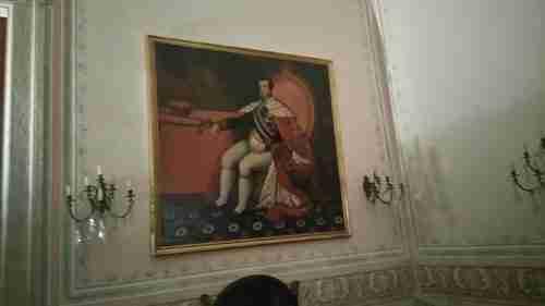 Imperdível em Portugal. Retrato do Rei D. João VI