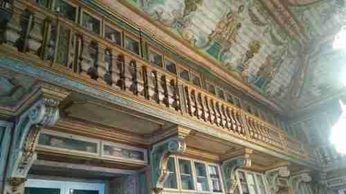 Palácio Conde de Óbidos Biblioteca