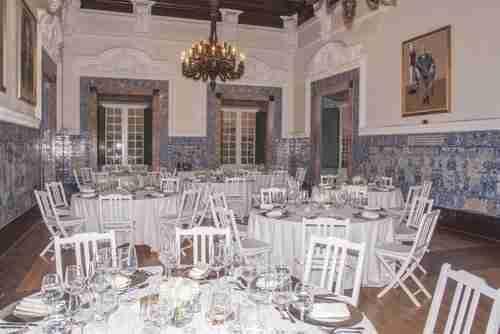 Palácio Conde de Óbidos sala D. João Castro