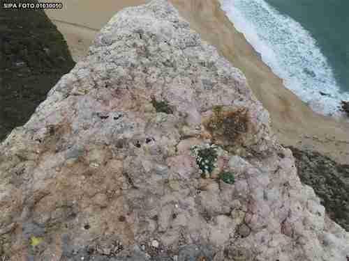Penedo do Milagre, Sítio da Nazaré. DGCP/SIPA foto 01030050, Paula Noé, 2012.