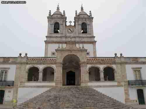 Santuario de Nossa Senhora da Nazare. DGPC/SIPA foto 01030053, Paula Noé, 2012.