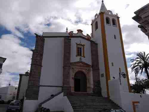 Igreja de Nossa Senhora da Assunção. Um dos locais a visitar em Portugal, a Igreja Matriz de Arronches