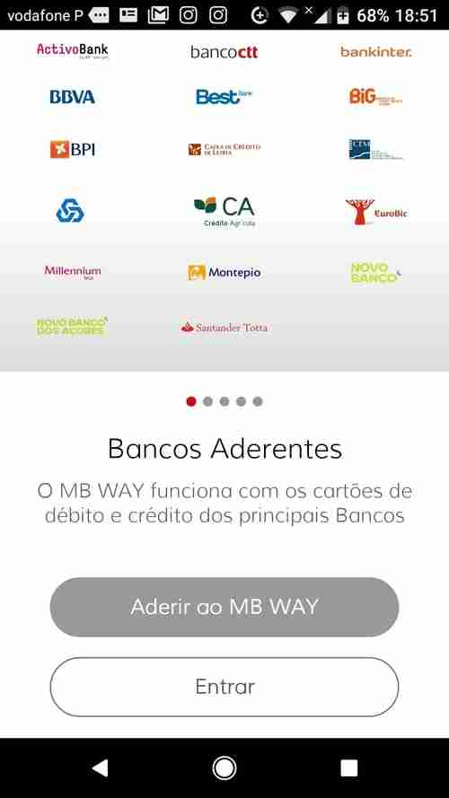 Bancos Aderentes