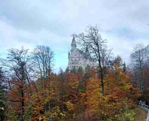 Castelo de Neuschwanstein, Luis II, Baviera