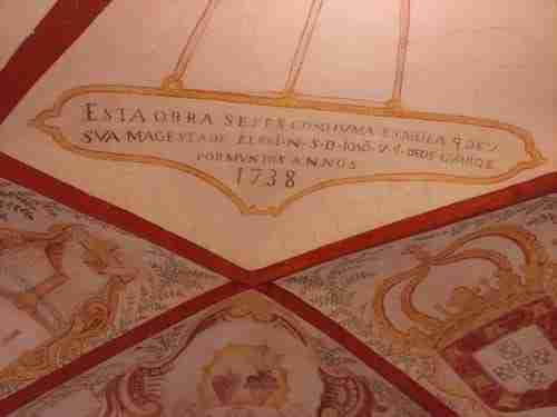 Convento das Chagas de Cristo Pousada de D João IV